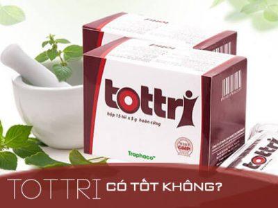 Review Thuốc Tottri 2020: Giá Bán, Công Dụng, Có Tốt Không, Bán Ở Đâu…