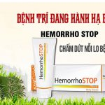 Review Hemorrhostop [2019] Giá Công Dụng Tốt Không Mua Ở Đâu…
