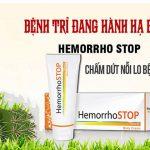 Hemorrhostop Công Dụng Thành Phần Cách Dùng [2019] Chi Tiết A-Z