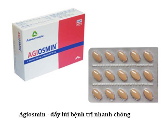 Hướng dẫn cách dùng Agiosmin cho từng đối tượng