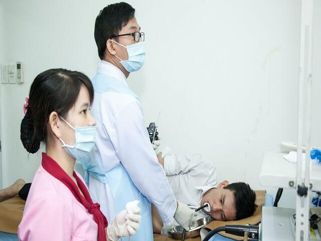 Nội soi qua đường miệng không gây tê