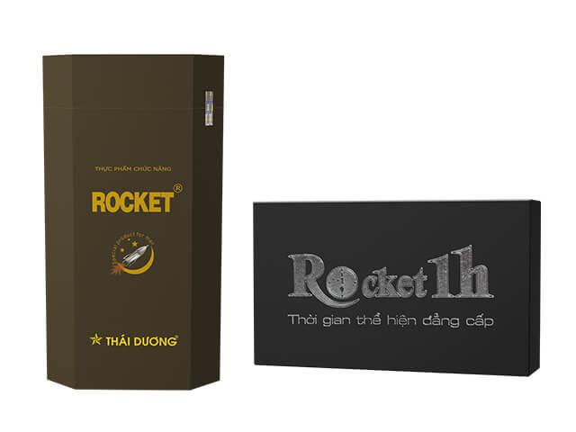 Thành phần của Rocket 1h gồm những gì?