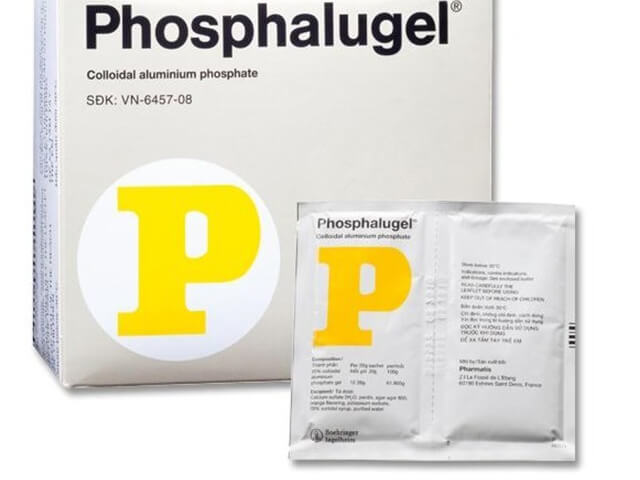 Thuốc dạ dày chữ P có thực sự tốt không?