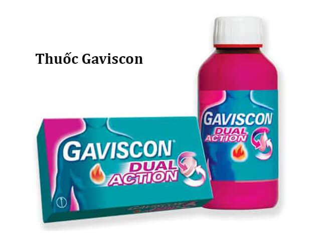 Gaviscon mang lại rất nhiều công dụng chữa bệnh hiệu quả