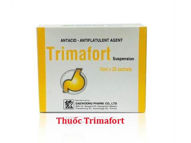 Trimafort mang lại những công dụng chữa bệnh rất tuyệt vời