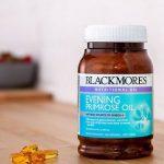 Blackmores Evening Primrose Oil 1000mg: Review , Công Dụng, Cách Dùng, Mua Ở Đâu