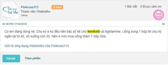 Thuoc Femifortil Review Webtretho 1