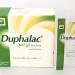 Duphalac Là Thuốc Gì, Cách Sử Dụng, Có Dùng Được Cho Phụ Nữ Cho Con Bú Không