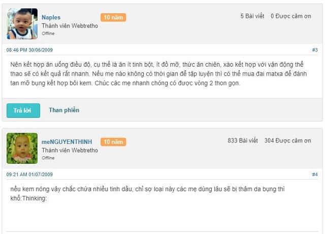 Phan Hoi Ve Kem Tan Mo Missha Webtretho 6