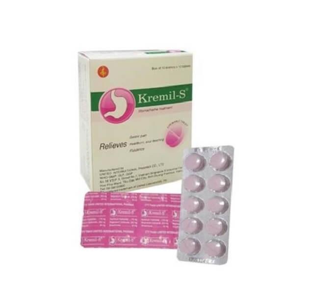 Kremil S là thuốc gì