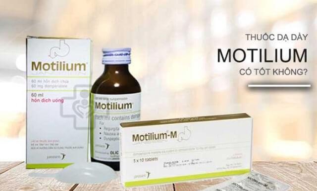 Motilium Co Tot Khong