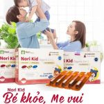 Review Nori Kid: Thành Phần, Công Dụng, Cách Dùng, Giá Bao Nhiêu, Mua Ở Đâu…