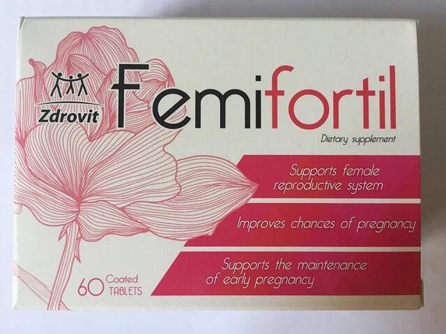 Thuốc femifortil là thuốc gì