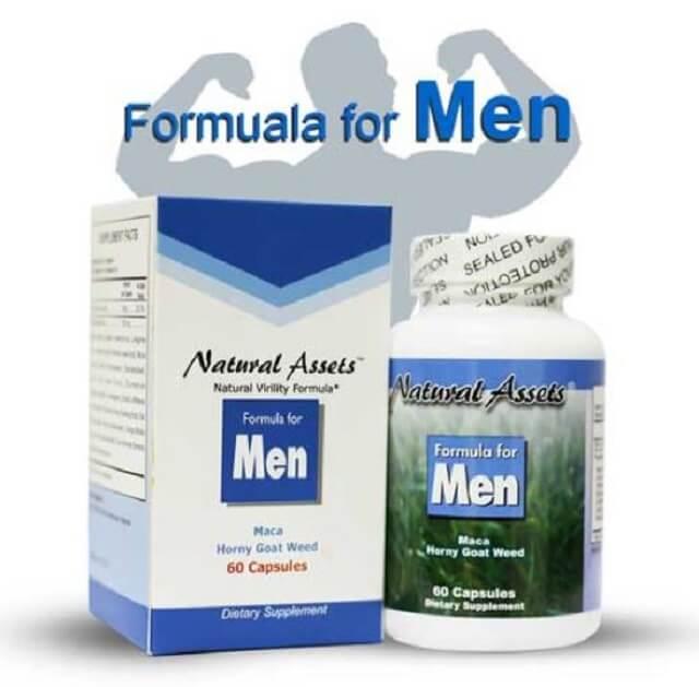 Formula For Men có tốt không