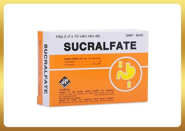 Sucralfate
