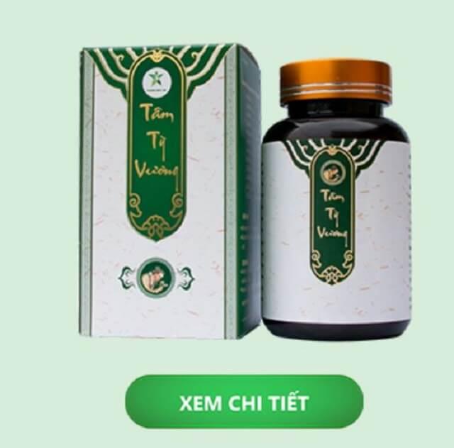 Giá bán thuốc tăng cân Tâm Tỳ Vương