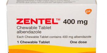 Thuốc Xổ Giun Zentel 200MG Là Thuốc Gì, Công Dụng, Cách Dùng, Giá Bán