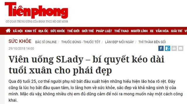 Đánh giá Slady