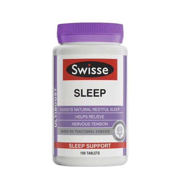 THUỐC NGỦ SWISSE SLEEP