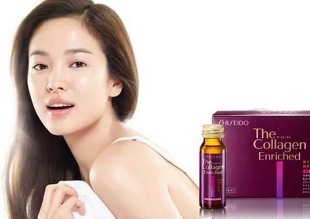 Collagen Shiseido có tác dụng phụ không