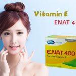 Review Vitamin Enat 400: Thành Phần, Công Dụng, Cách Dùng, Giá Bán, Mua Ở Đâu, Có Tốt Không