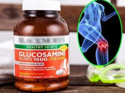 Review Glucosamin Chondroitin: Công Dụng, Cách Dùng, Giá Bán, Tác Dụng Phụ