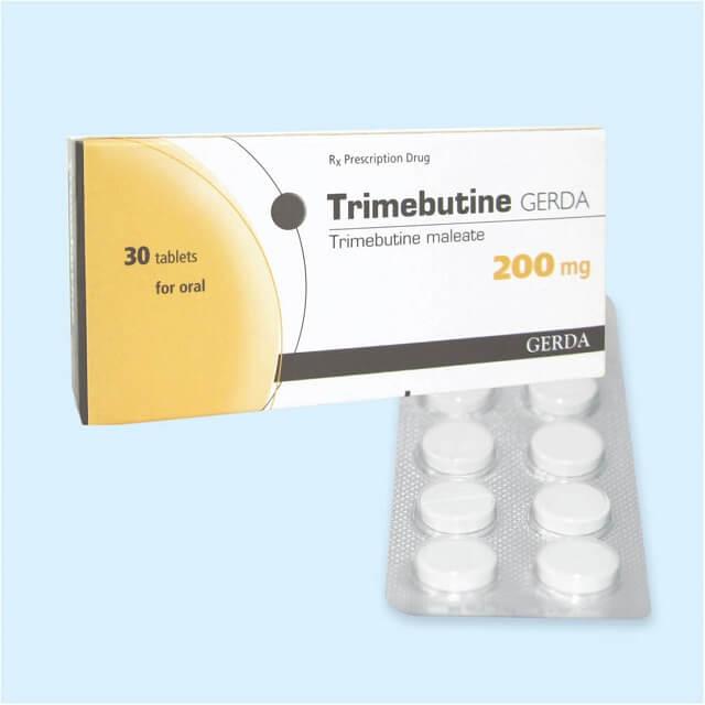 Trimebutine giá bao nhiêu
