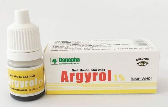 Argyrol là gì