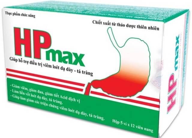 Công dụng Hp Max