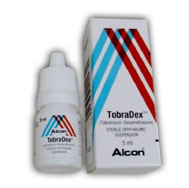 Công dụng thuốc Tobradex