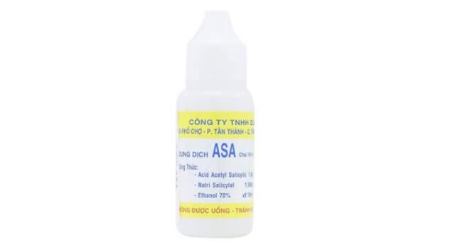 Thuốc trị lang beng Asa