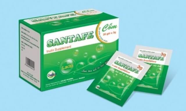 Thuốc trị táo bón Santafe