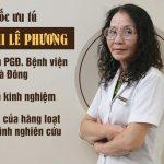 """Nhờ bác sĩ Lê Phương chữa ho gà """"mát tay"""" mà con tôi DỨT BỆNH hoàn toàn và khỏe mạnh"""