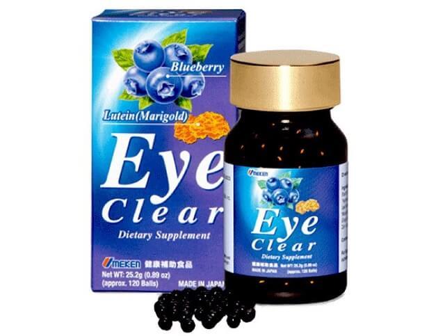 Thuốc bổ mắt Eye Clear