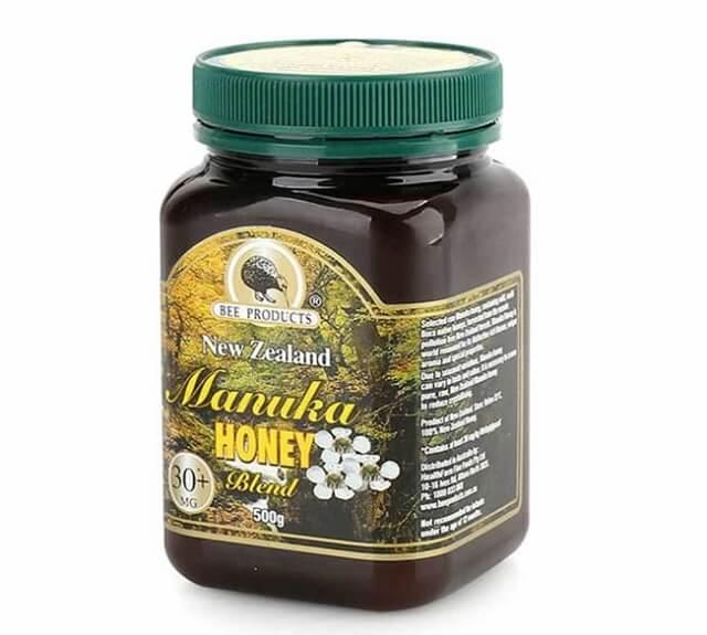 Thành phần mật ong Manuka