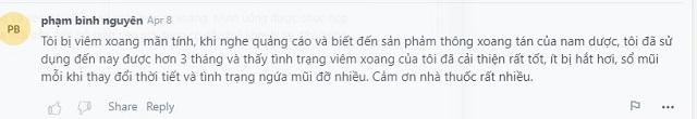 REVIEW THÔNG XOANG TÁN (5)
