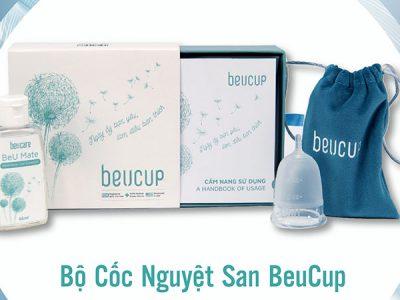 Review Cốc Nguyệt San BeUCup 2020: Giá Tiền, Chất Lượng, Hiệu Quả