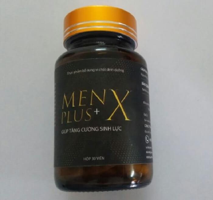 Cách dùng Men X Plus