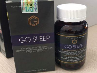 Thuốc Go Sleep Có Tốt Không? Giá Bao Nhiêu 2020? Bán Ở Đâu