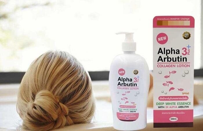Alpha Arbutin là gì